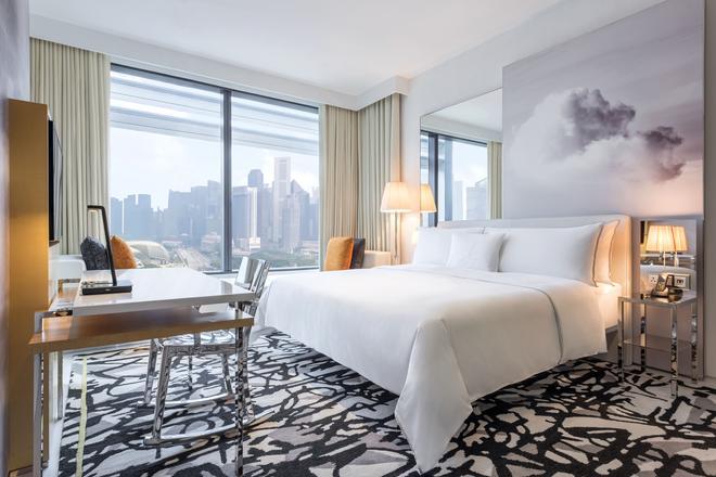 JW Marriott Singapore South Beach - Сингапур - Спальня