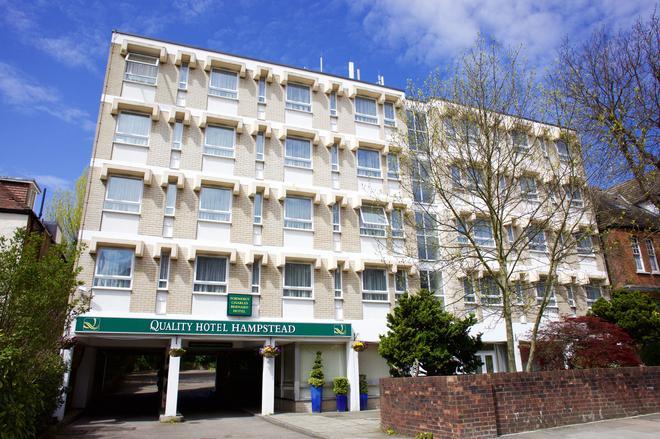 Quality Hotel Hampstead - London - Building