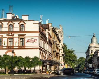 Mozart Hotel - Odesa - Building