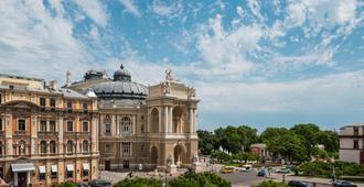 Mozart Hotel - Odesa - Außenansicht
