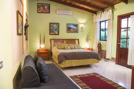 Hotel Vagabondo - La Fortuna - Makuuhuone