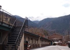 Eagle Motel - Manitou Springs - Rakennus