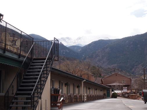 Eagle Motel - Manitou Springs - Κτίριο