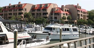 Harbourside III At Shelter Cove, Gated Community, Harbour View - Hilton Head Island