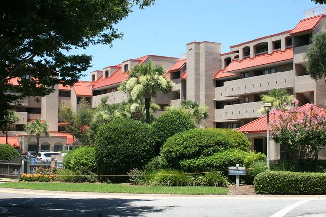 Harbourside III - Hilton Head Island - Building