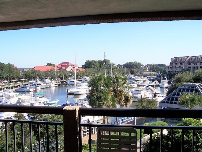 Harbourside III - Hilton Head Island - Balcony