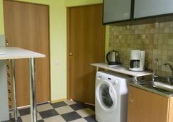 Hostel Well - Saint Petersburg - Kitchen