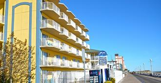 Crystal Beach Hotel - Ocean City - Gebäude