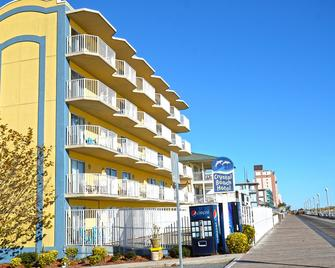 Crystal Beach Hotel - Ocean City - Building
