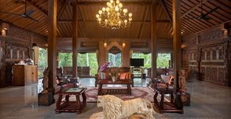 Ayung Resort Ubud - Payangan - Lobby