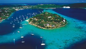 Iririki Island Resort & Spa - Port Vila - Beach