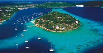 Iririki Island Resort & Spa - פורט וילה - חוף