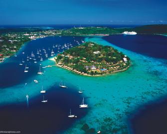 伊麗麗齊島渡假酒店 - 維拉港 - 維拉港 - 海灘