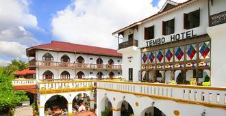Tembo House Hotel & Apartments - Zanzíbar - Edificio