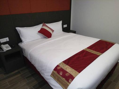 Hotel Gds Brickfield Kuala Lumpur - Kuala Lumpur - Schlafzimmer