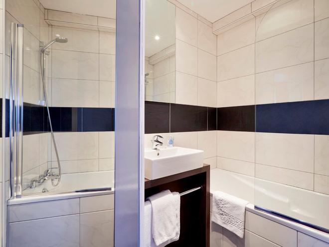 派翠克酒店 - 格勒諾伯 - 格勒諾布爾 - 浴室