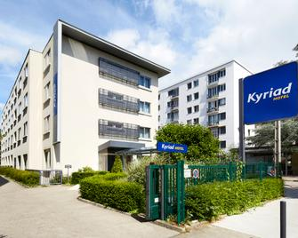 Kyriad Grenoble Centre - Grenoble - Building