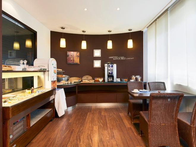 派翠克酒店 - 格勒諾伯 - 格勒諾布爾 - 自助餐