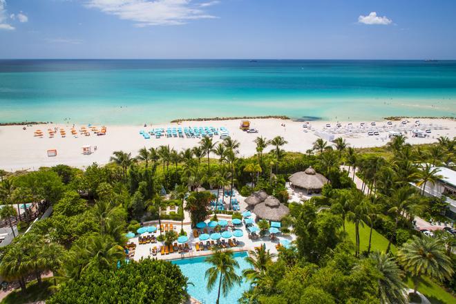 The Palms Hotel & Spa - Miami Beach - Rakennus
