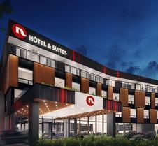 Hôtel & Suites Normandin Lévis