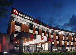 Hôtel & Suites Normandin Lévis - Levis - Edificio