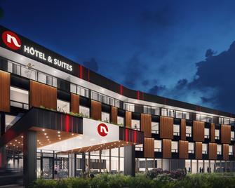 Hôtel & Suites Normandin Lévis - Levis - Gebouw