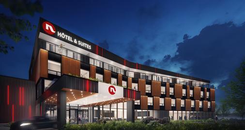 Hôtel & Suites Normandin Lévis - Lévis - Building