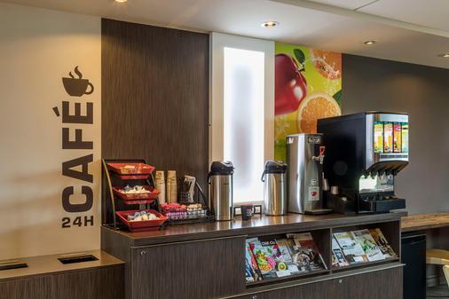 N Hôtel Québec - Quebec - Buffet