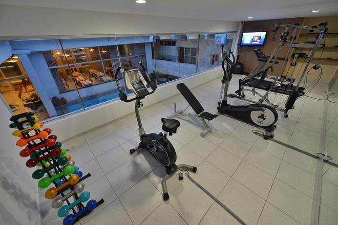 Arituba Park Hotel - Natal - Gym