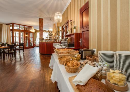Akzent Hotel Am Goldenen Strauss - Görlitz - Buffet