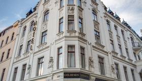 Akzent Hotel Am Goldenen Strauss - Görlitz - Building