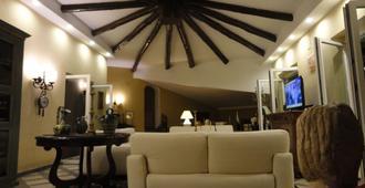 Residenza Villa Spagnola - Parghelia - Living room