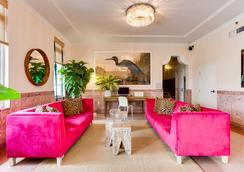 South Beach Hotel - Miami Beach - Lobby