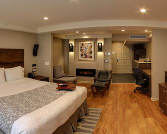 Hotel Strata - Mountain View - Bedroom