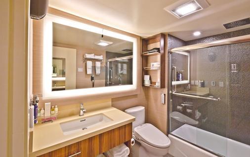 Hotel Strata - Mountain View - Kylpyhuone