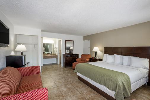Days Inn by Wyndham St. Petersburg / Tampa Bay Area - Saint Petersburg - Κρεβατοκάμαρα