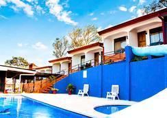Hotel Cielo Azul Resort - Tilarán - Pool