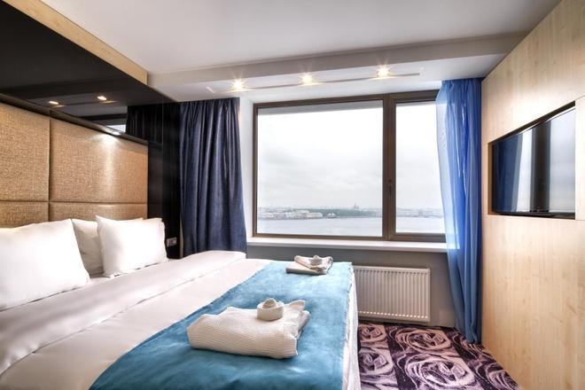 Saint-Petersburg Hotel - Pietari - Makuuhuone