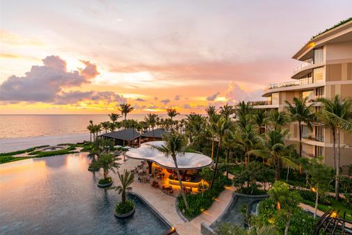Intercontinental Hotels Phu Quoc Long Beach Resort - Фукуок - Здание