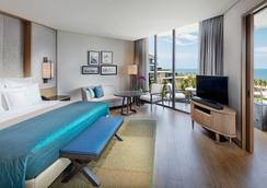 Intercontinental Hotels Phu Quoc Long Beach Resort - Фукуок - Спальня