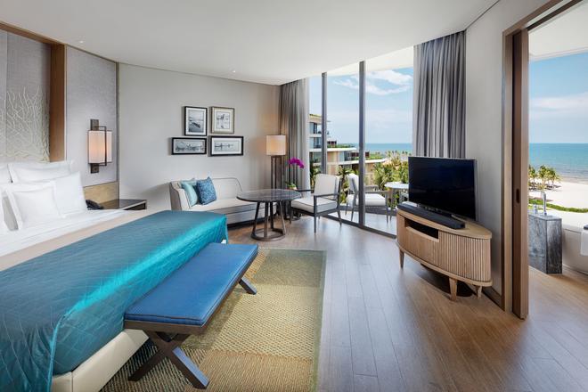 富國島長灘洲際度假酒店 - 富國 - 臥室