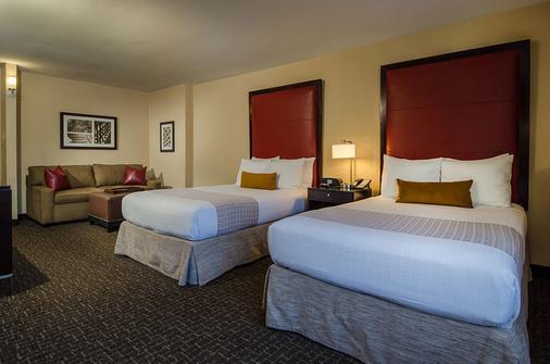 Beacon Hotel & Corporate Quarters - Washington, D.C. - Schlafzimmer