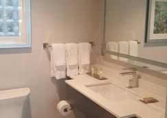 紐約市金融中心/曼哈頓市區希爾頓花園酒店 - 紐約 - 浴室