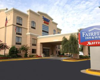 Fairfield Inn & Suites Atlanta Airport South/Sullivan Road - College Park - Edificio