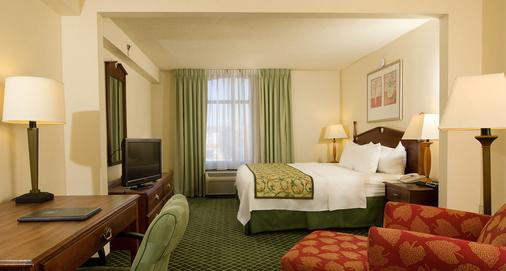 Fairfield Inn & Suites by Marriott Atlanta Airport South/Sullivan Road - College Park - Bedroom