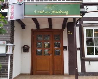 Hotel Höxter Am Jakobsweg - Höxter - Gebouw