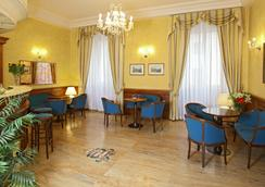 Hotel Montecarlo - Rooma - Ravintola