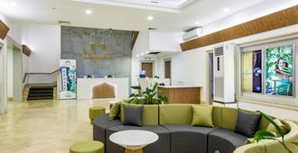 Grand Plaza Hotel - טאמונינג - לובי