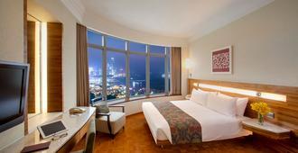 Nina Hotel Causeway Bay (Formerly L'hotel Causeway Bay Harbour View) - Hong Kong - חדר שינה