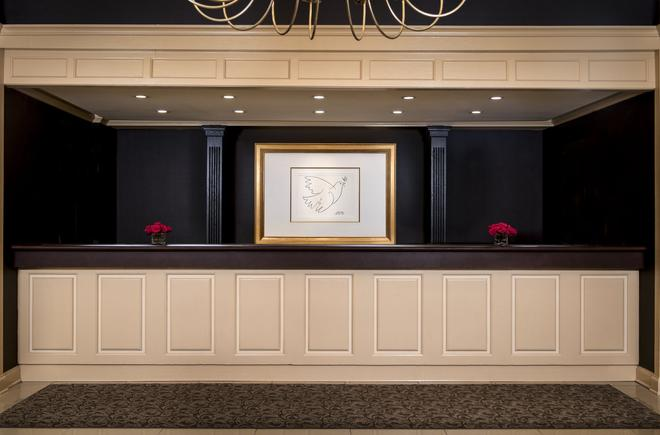 Kirkley Hotel, Trademark Collection by Wyndham - Lynchburg - Front desk